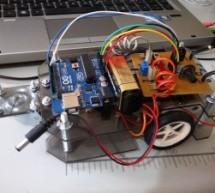 BUGBot – Light Follower Robot using Arduino