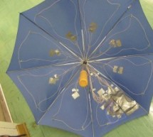 Pressure Activated Light-Up Umbrella using an Arduino