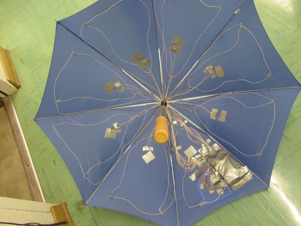 Arduino Light-Up Umbrella