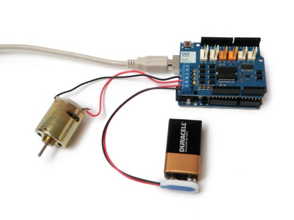 Arduino Motor Shield Tutorial -Use Arduino for Projects