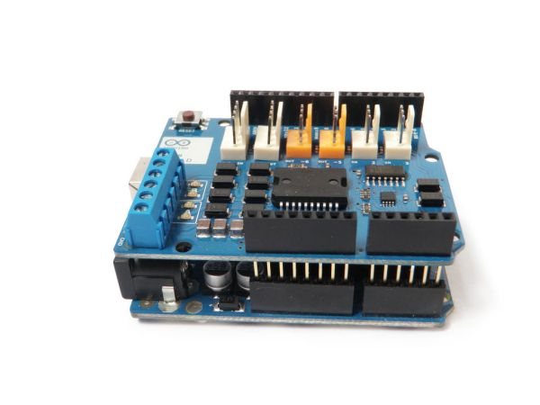 Arduino Motor Shield feature
