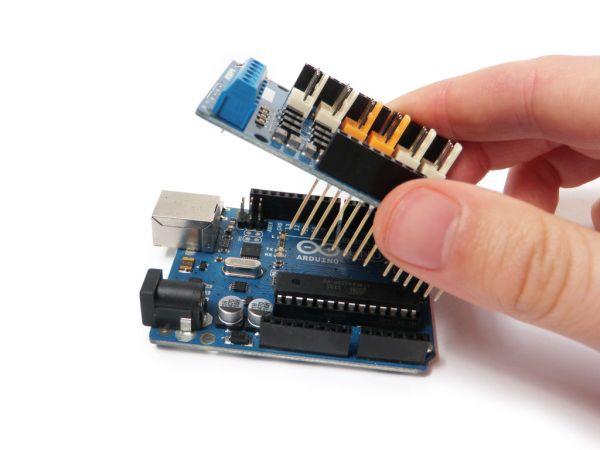 Arduino Motor Shield install