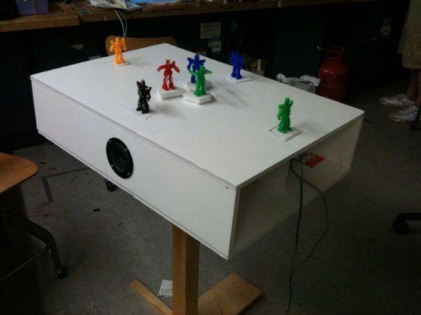 Arduino Musical Table