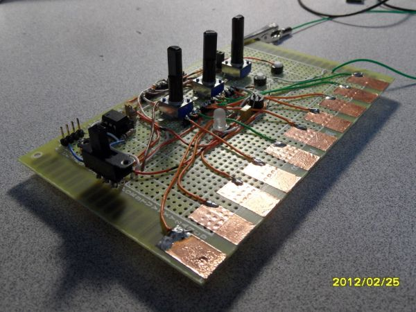 Arduino Nebulophone Synth