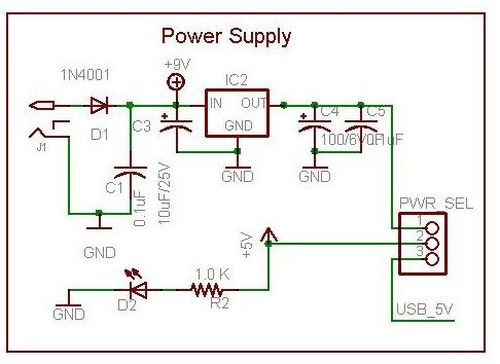 Arduino Nokia LCD & Sensors circuit