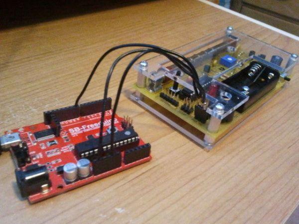 Arduino Number Generator
