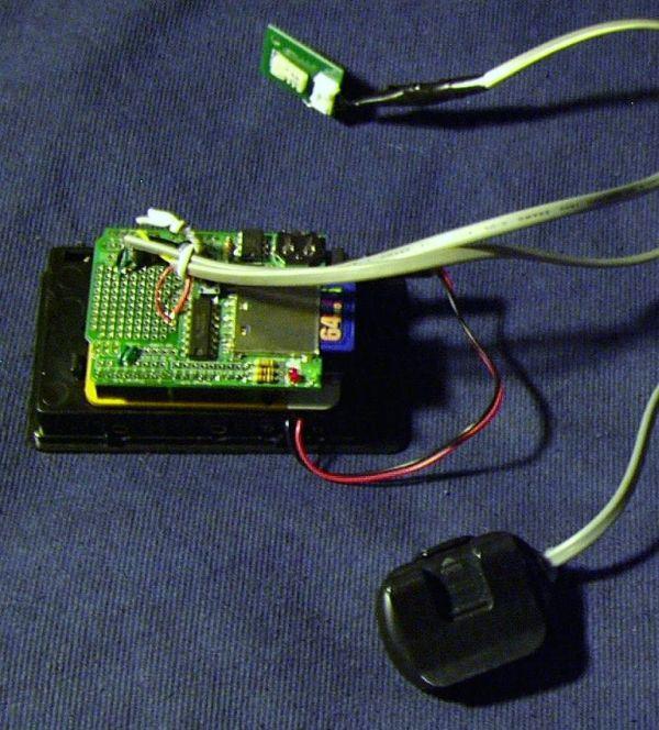 Arduino Pedometer