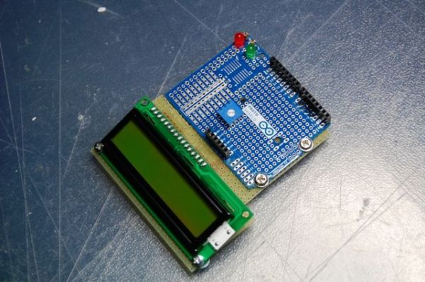 Arduino Ping Display Robot connection