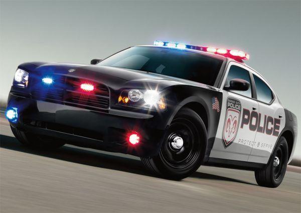 Arduino Police Lights