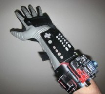 Hacking a Powerglove using Arduino