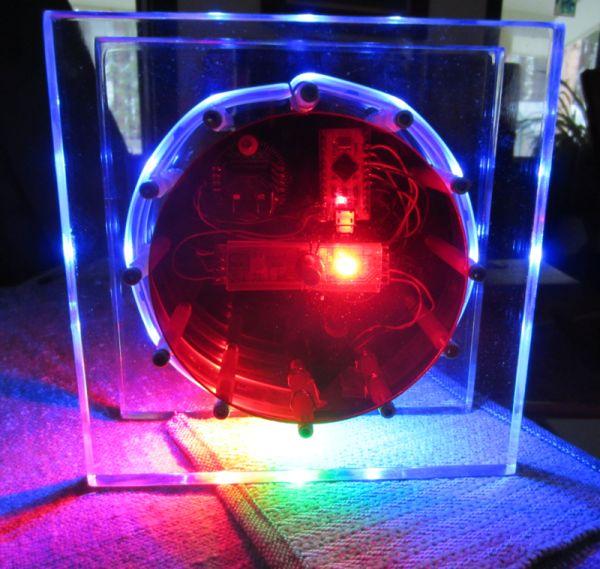 Arduino RGB LED Clock