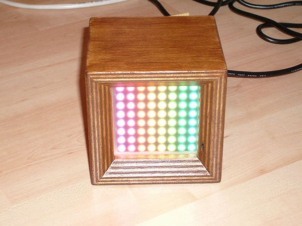 Arduino RGB LED Display