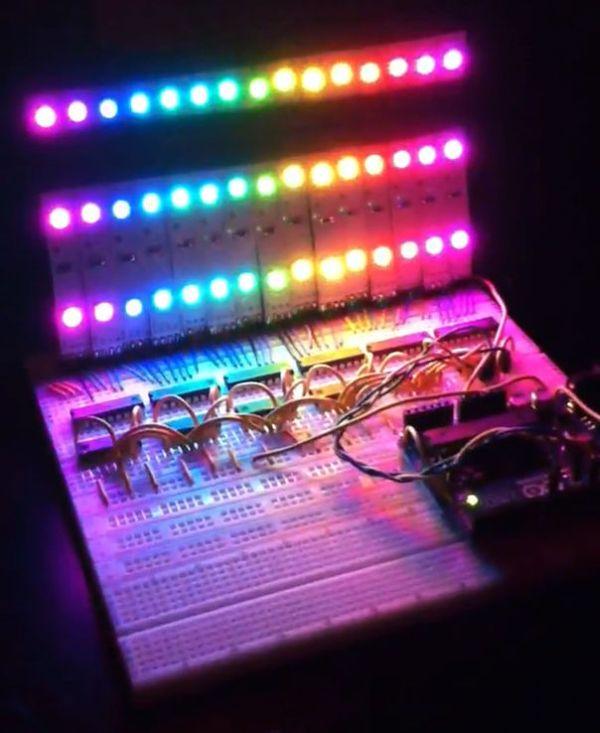 Arduino RainBoard