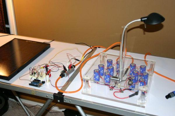 Arduino Regulated Light