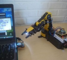 "Make Wired Robotic Arm Edge to ""Wireless"" with DIY Arduino and XBee"