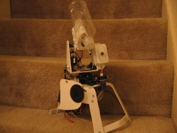 Arduino Robotic Talking Turret connection