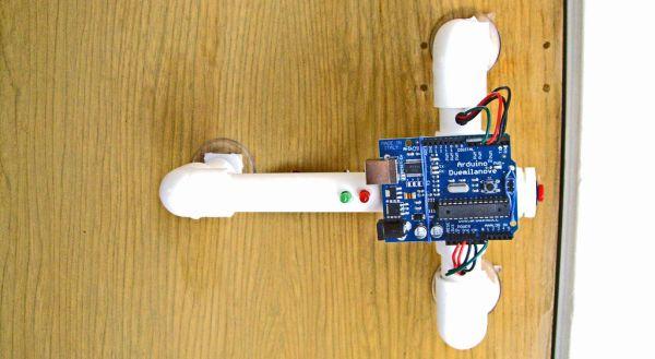 Arduino Secret Knock Detecting Door Lock