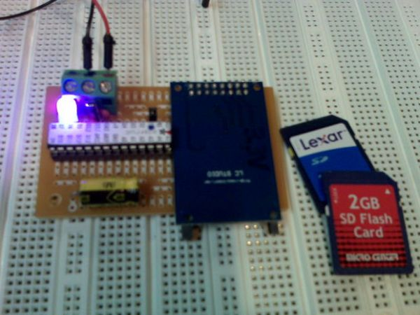 Under $8 Arduino Serial Data Logger - Record to SD Card -Use