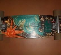 Arduino Skateboard Speedometer