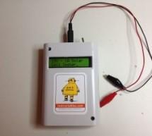 Arduino Solar Cell Tester