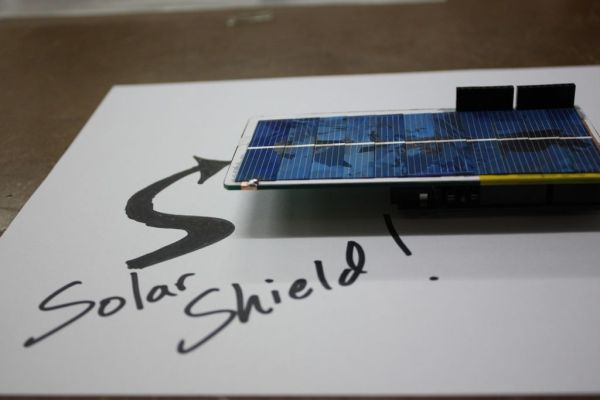 Arduino Solar Shield