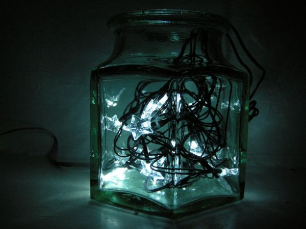 Arduino Star Jar