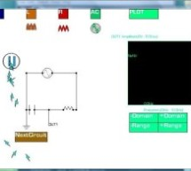 SuperScope: Circuit Simulation through Arduino-Processing Interface