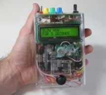 The Talking Breathalyzer using an Arduino