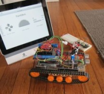 Tankbot – Internet Controlled Tank Robot using Arduino