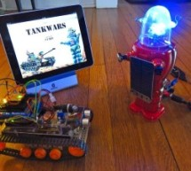 TankWars: A Physical Video Game using Arduino
