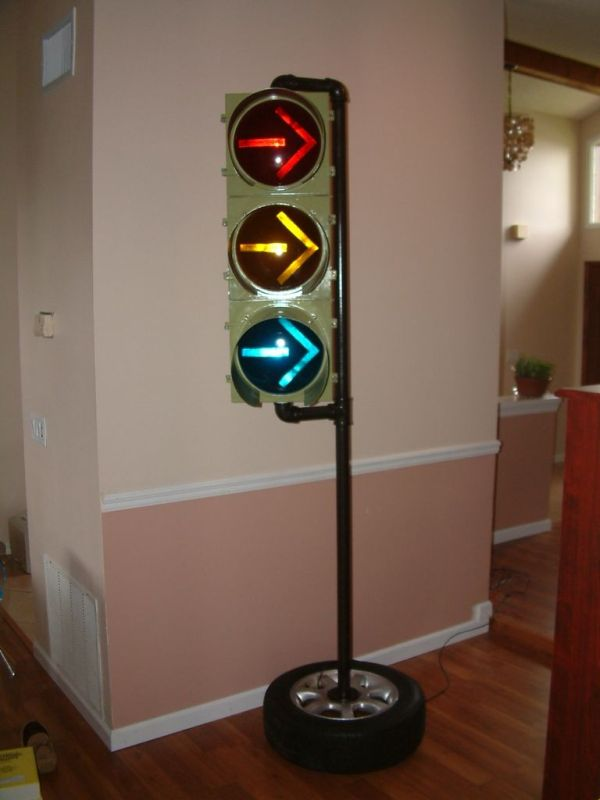 Arduino Traffic Light Controller with Remote Control