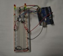 Traffic Lights Beginner Arduino Project