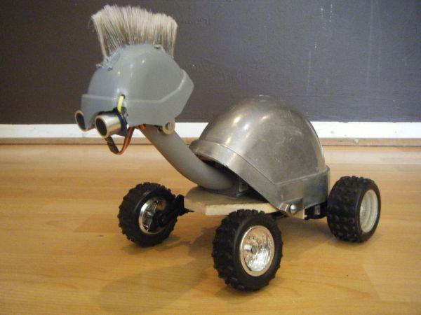 Arduino Turtle Robot