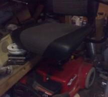 Buggy Wheelchair Robot using an Arduino