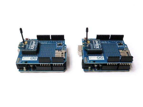 Arduino Wireless SD Shield feature