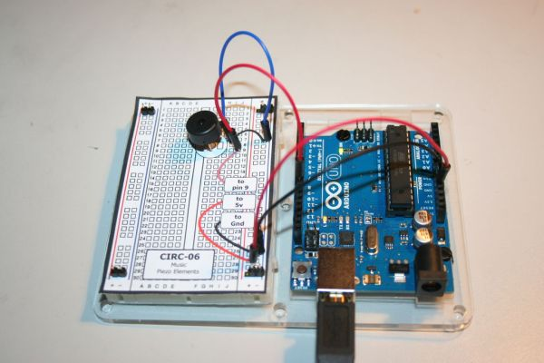 Arduino as Performed at OIT