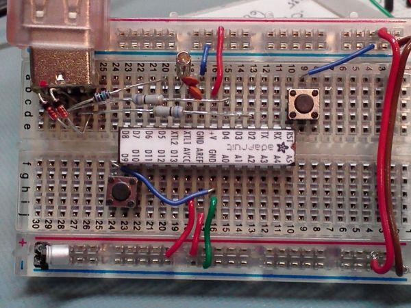 Arduino data logger