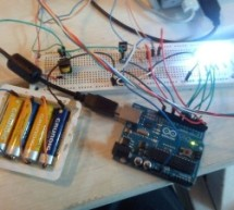 ElectroFried electronic shock game using Arduino