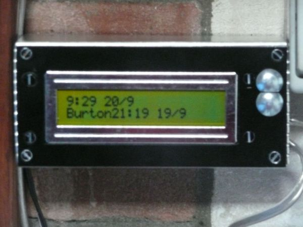 Arduino iButton garage-door opener