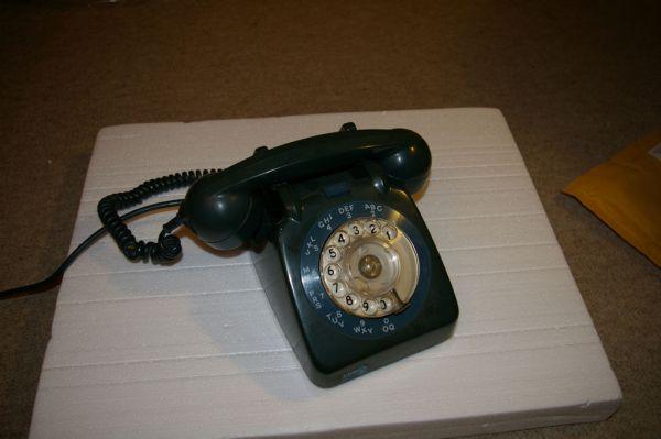 Arduino rotary phone dial