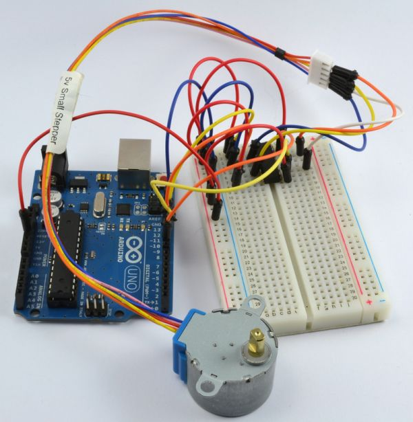 Arduino stepper-motor