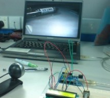 Barcode Reading using Roborealm Output on Arduino LCD