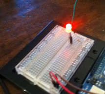 Basic Arduino Tutorials : 01 Blinking LED