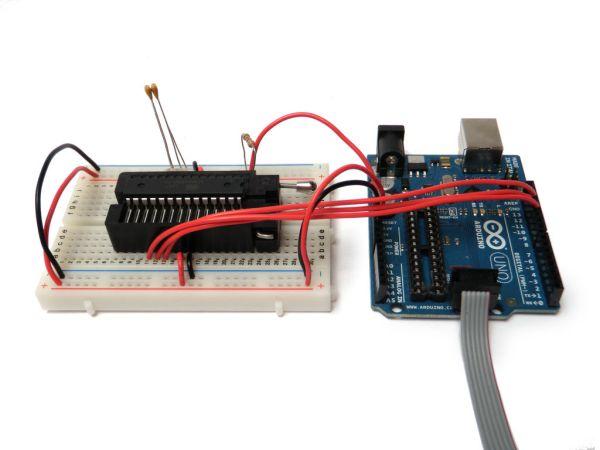 Bootload an Arduino