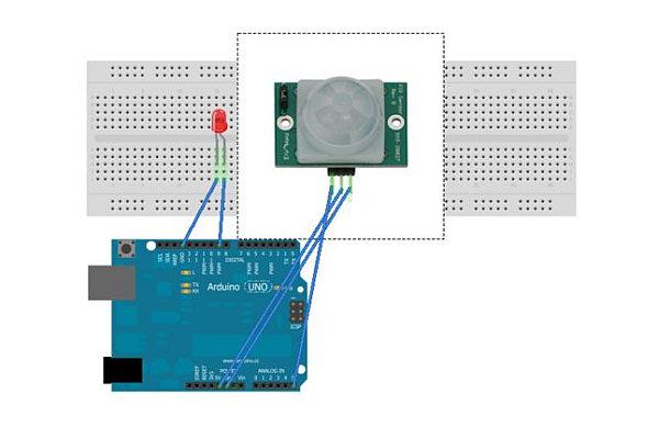 Cat Detector Sensor