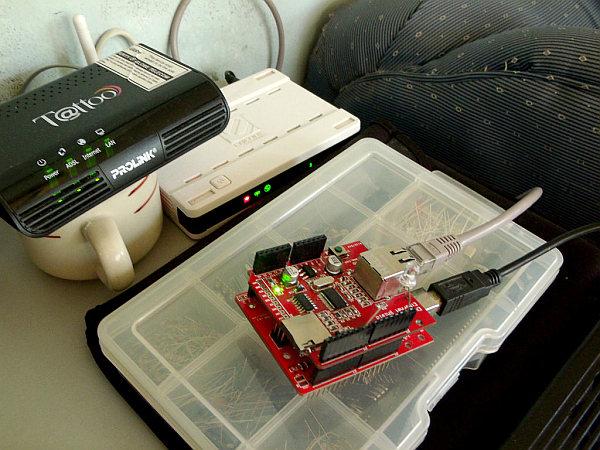 Control Arduino Wirelessly