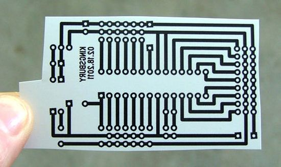 Diy Pcb How To Create Your Own Printed Circuit Boards