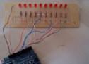 The KITT-duino, DIY Larson Scanner with an Arduino