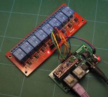 DMX Ardweeny Node using Arduino
