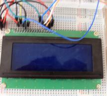 Arduino LCD Metronome